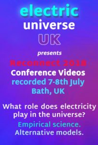 Electric universe EU videos